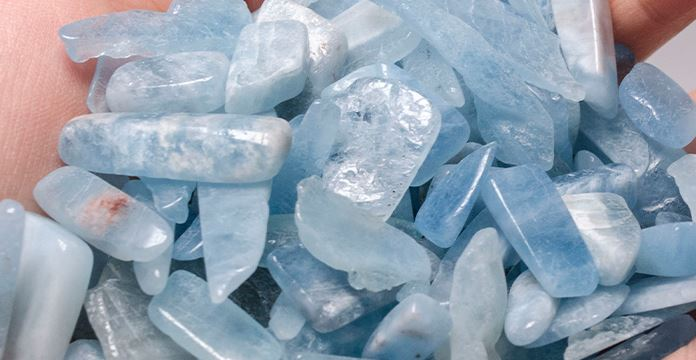 aquamarijn kristallen